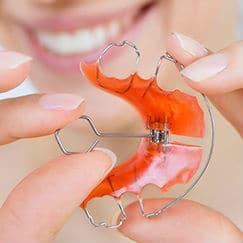 Пластины на зубы