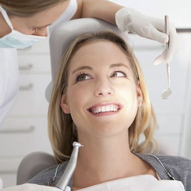 Обследование перед удалением корня зуба